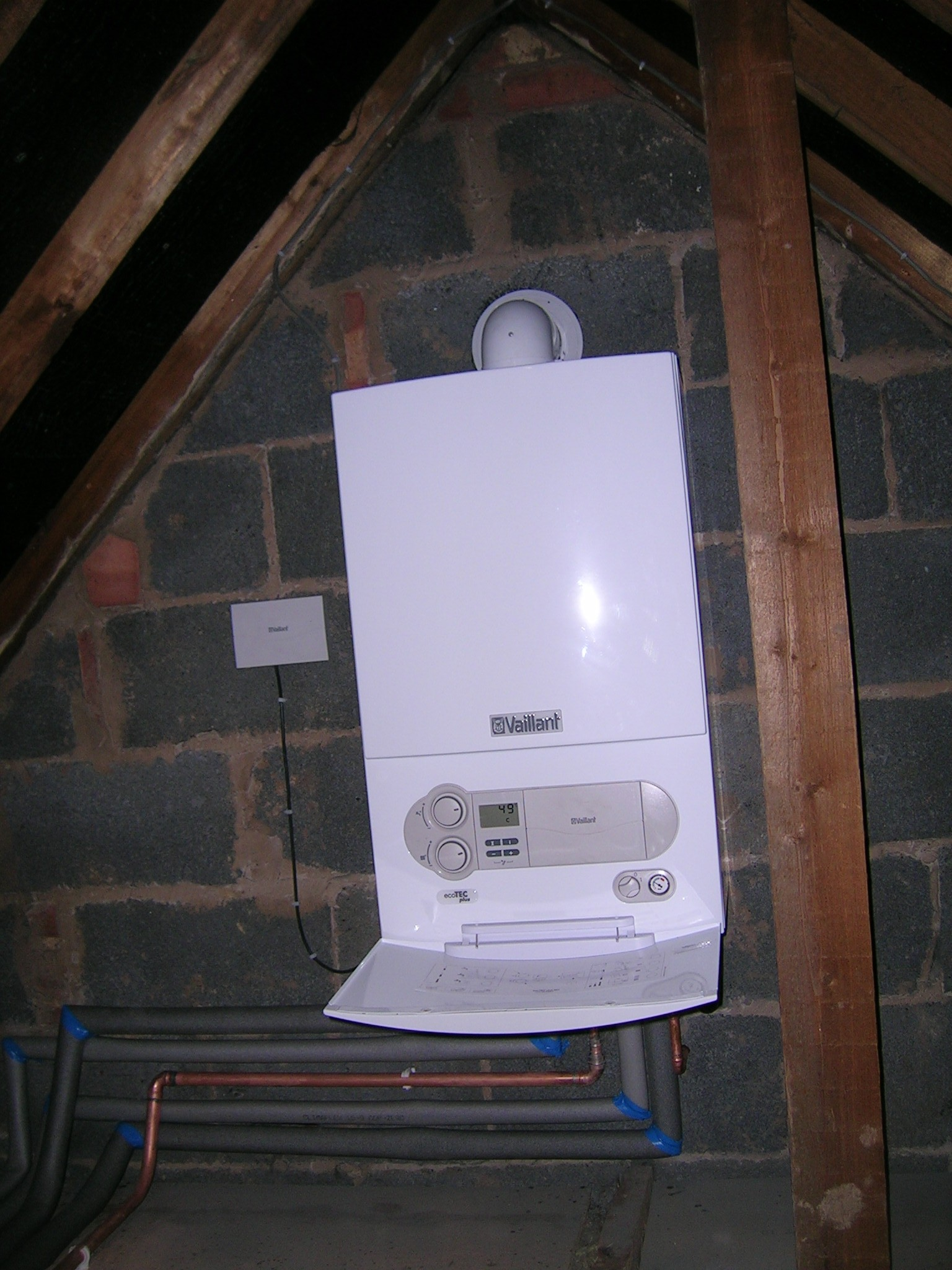 Boiler and heating installations | Aqua Systems - Highly Recommended ...