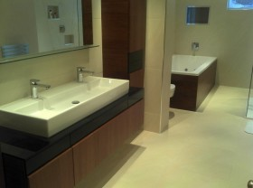 Villeroy & Boch bathroom suite installed by Aqua Systems