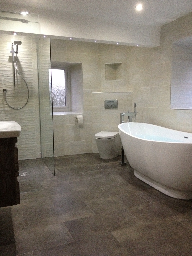Finished bathrooms finished bathrooms pleasing finished for Finished bathroom ideas