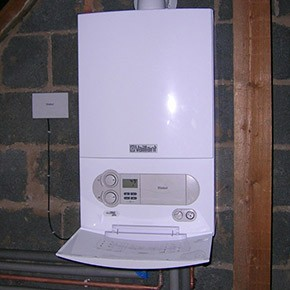 Energy efficient boiler